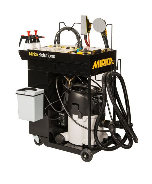Mirka MAI - Sanding Cart - 2 user - INCLUDES 1X  6' sander