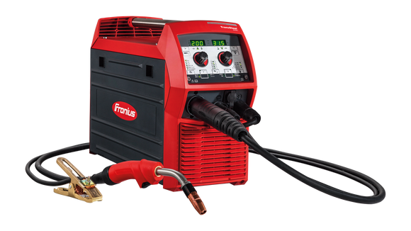 Fronius TransSteel 2200 3-in-1 Multi-Process Compact Welding Machine