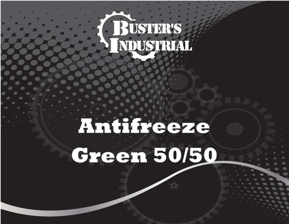 Antifreeze  -  Green - 50/50 - 330 gal