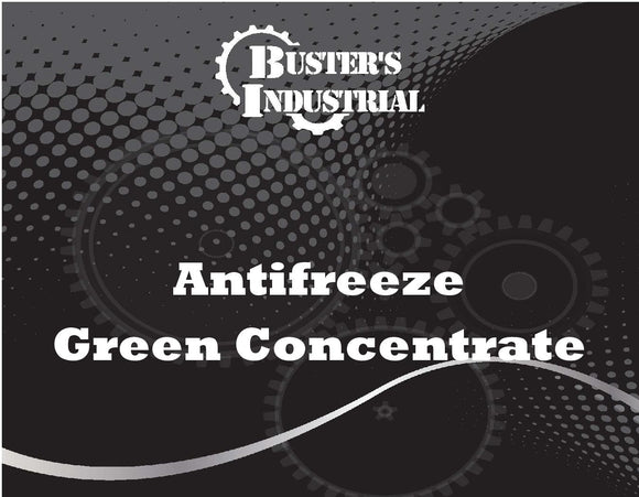 Antifreeze  - Green - CONC