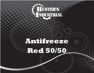 Antifreeze  - Red - 50/50