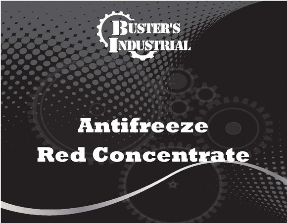 Antifreeze  - Red - Conc
