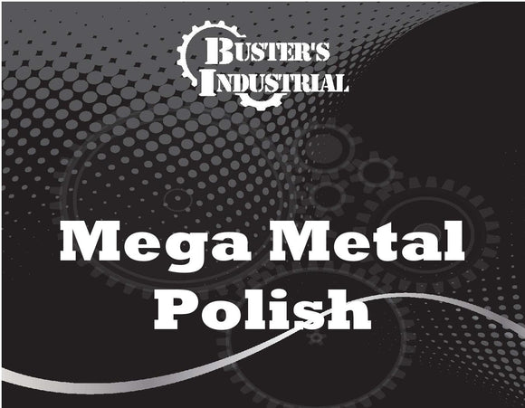 Mega Metal Polish - QT