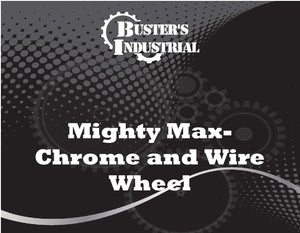 Mighty Max - Chrome & Wire Wheel Cleaner - 1Gal