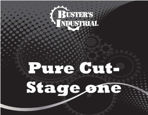 Pure Cut - Stage one - QT