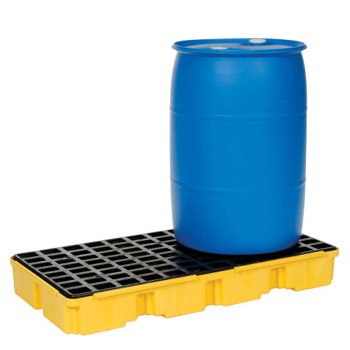 2 Drum Spill Containment Platform