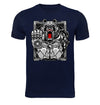 Robotic Panda Fu Punch Attack T-Shirt