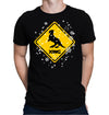 Wintery Weather Animal Crossing Warning T-Shirt
