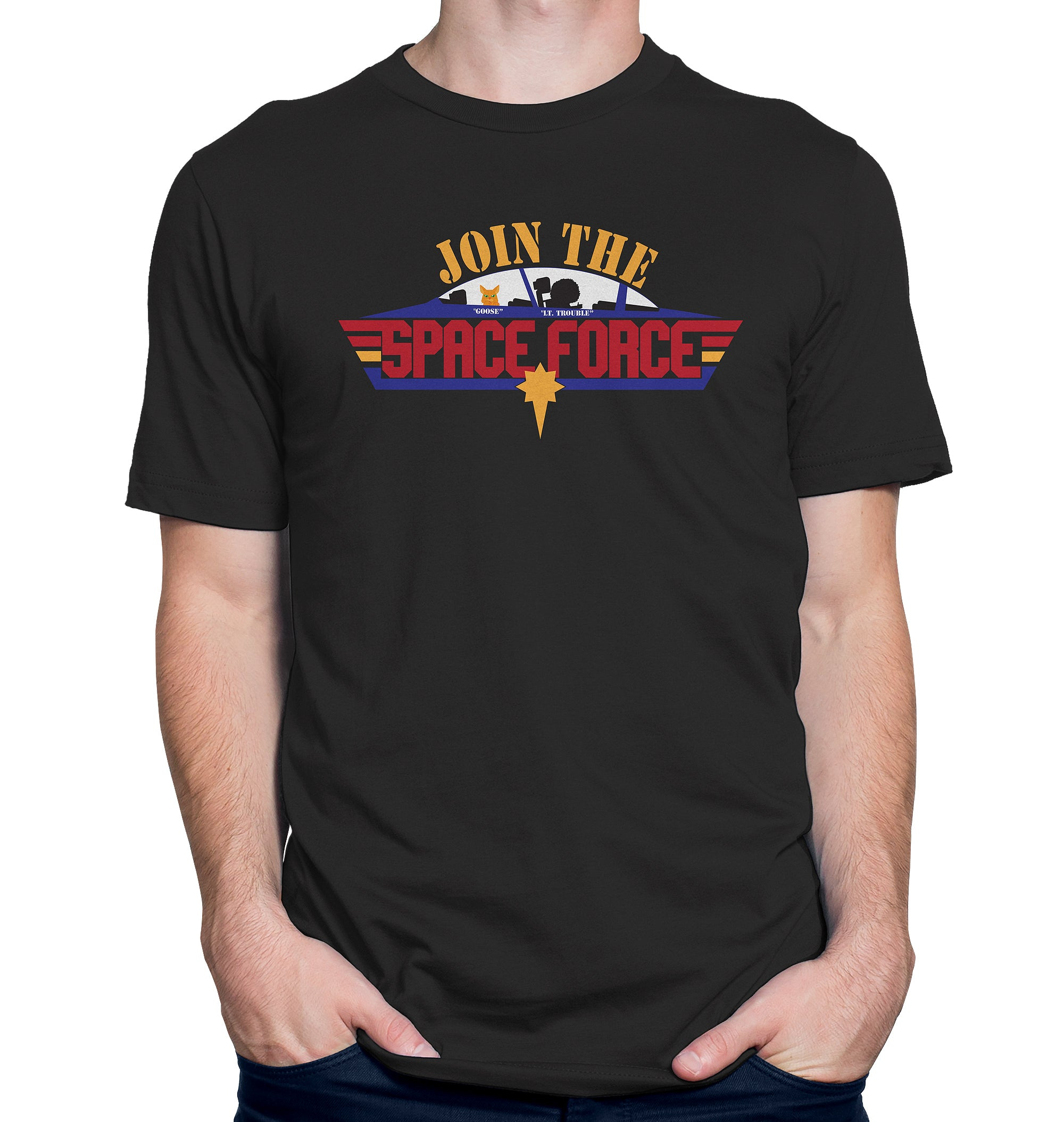 Join the Space Force T-Shirt