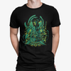 Cyber Samurai Skeleton T-Shirt