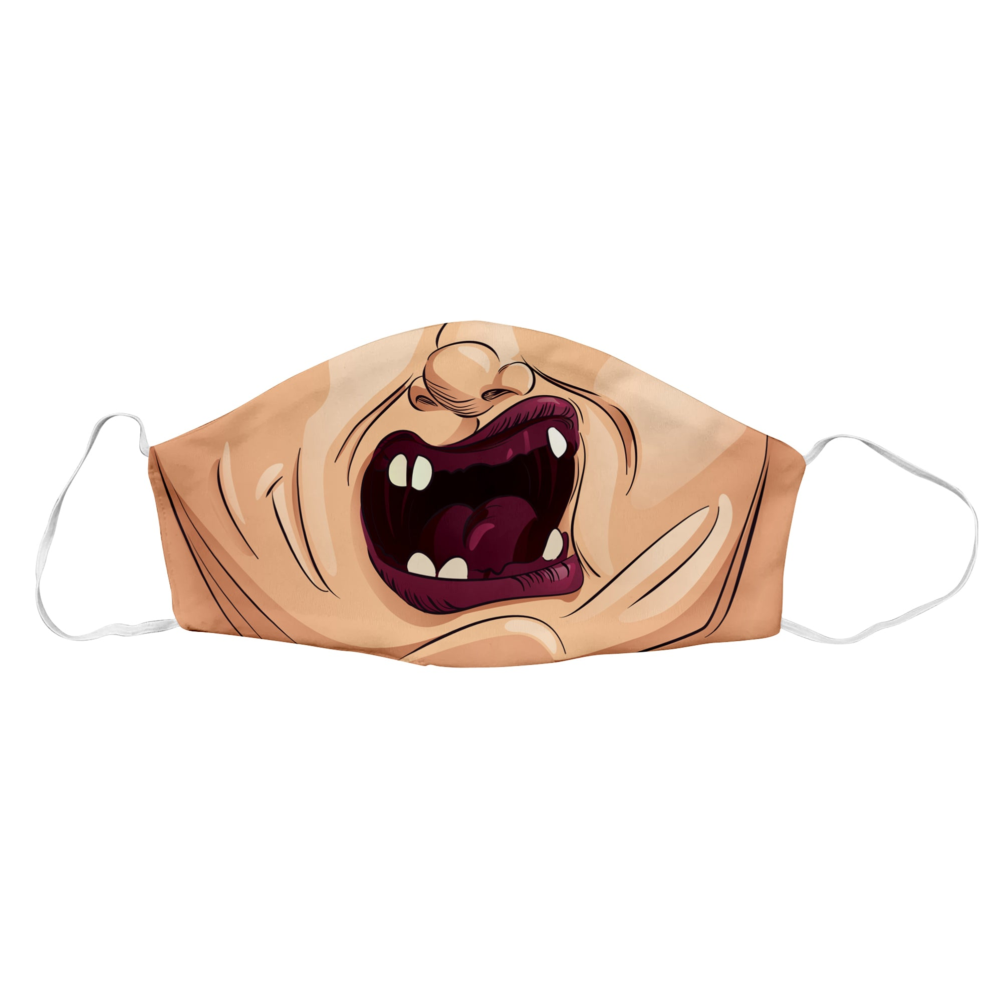 Sloth 80's Adventure Movie Face Mask