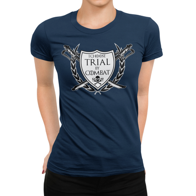 Trial By Combat T-Shirt