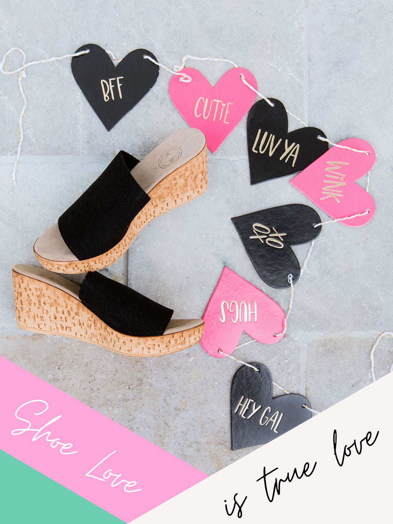 Shoe Love is True Love!