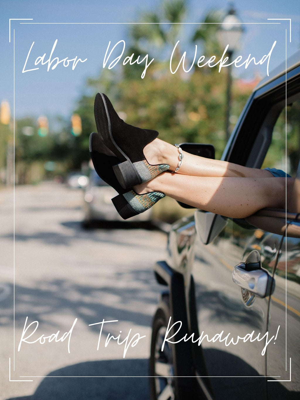 Labor Day Weekend Road Trip Runaway! 🚙