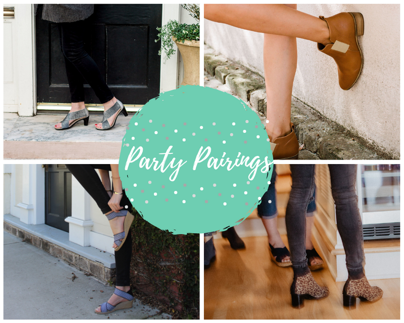 Party Pairings!