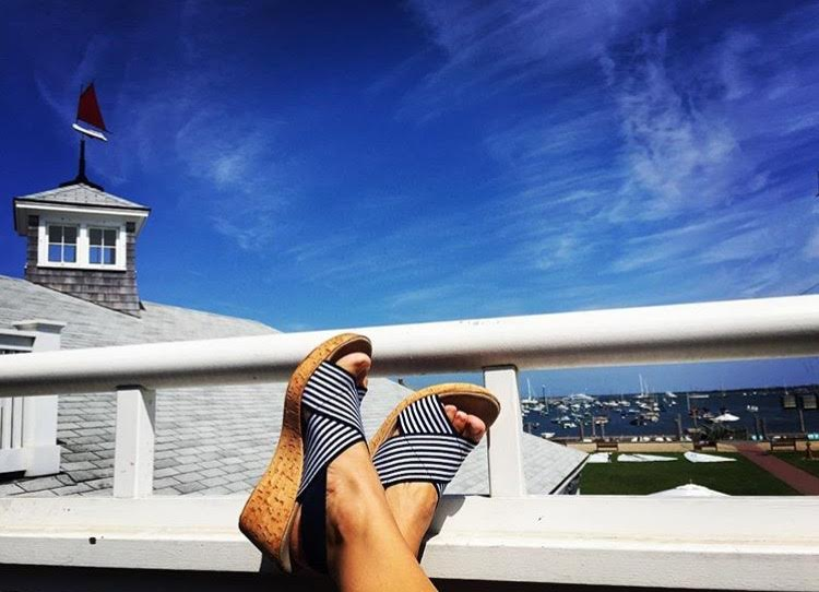 Charleston Shoe Co Backless Cannon - Nantucket Shoes - Bunion Shoes