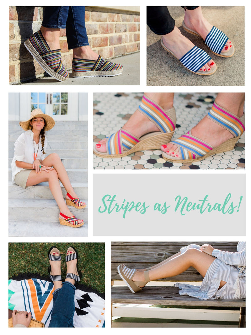 Stripes Are the New Neutral!