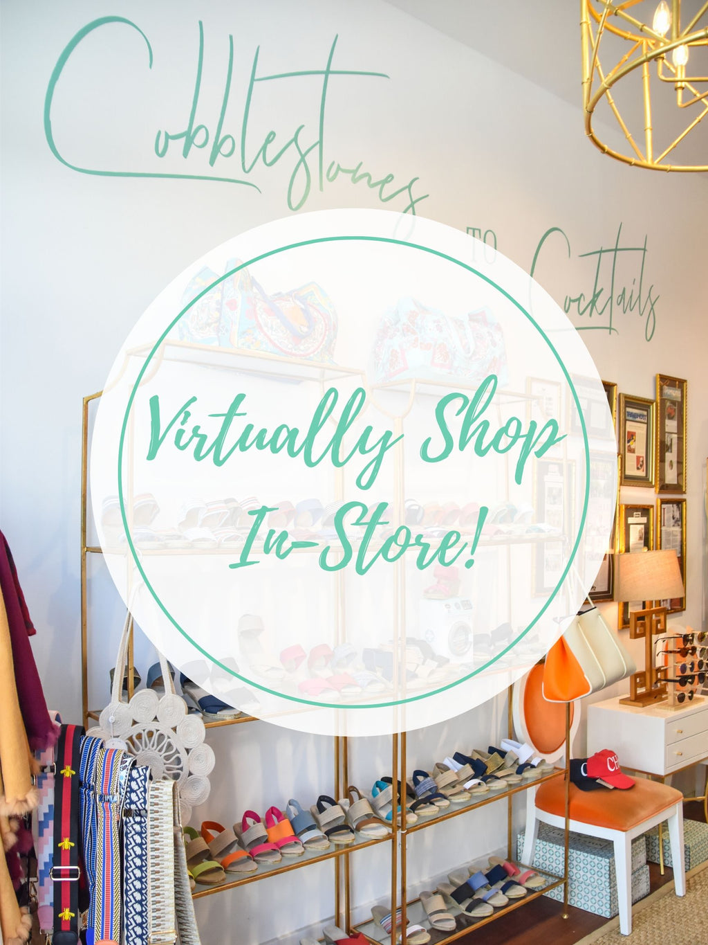 Virtually Shop In-Store!