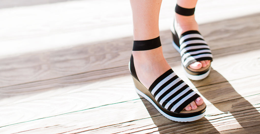 Charleston Shoe Co - The Palm - Our new platform wedge