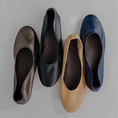 Charleston Shoe Co Closed Toe Flats