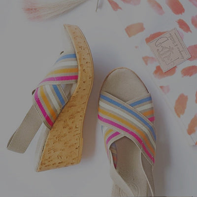 Charleston Shoe Company Wedges