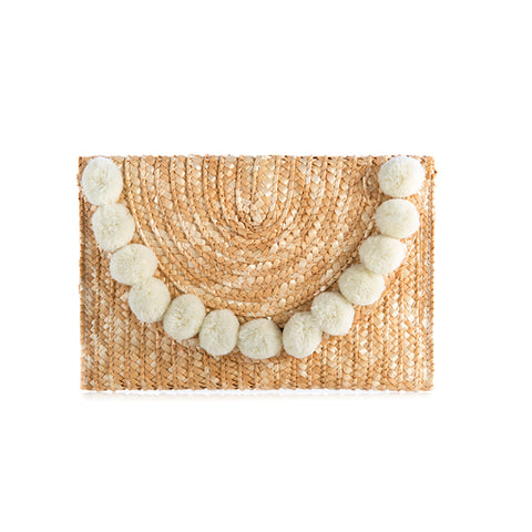 Bali Seashell Crossbody Bag