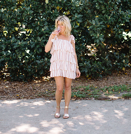 Bayside, gold high heels | Charleston Shoe Company