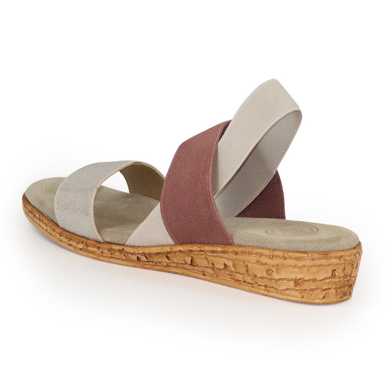 Collins, comfortable wedge sandals | Charleston Shoe Company