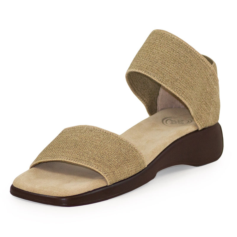 Charleston shoe co linen womens sandals