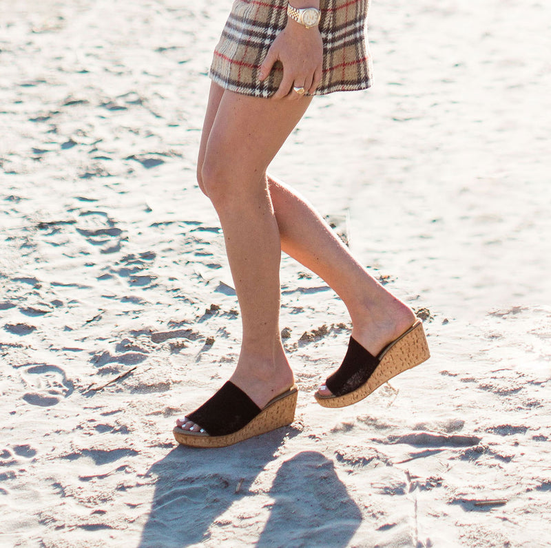 Kaylee, wedges shoes,  comfortable wedge shoes | Charleston Shoe Company