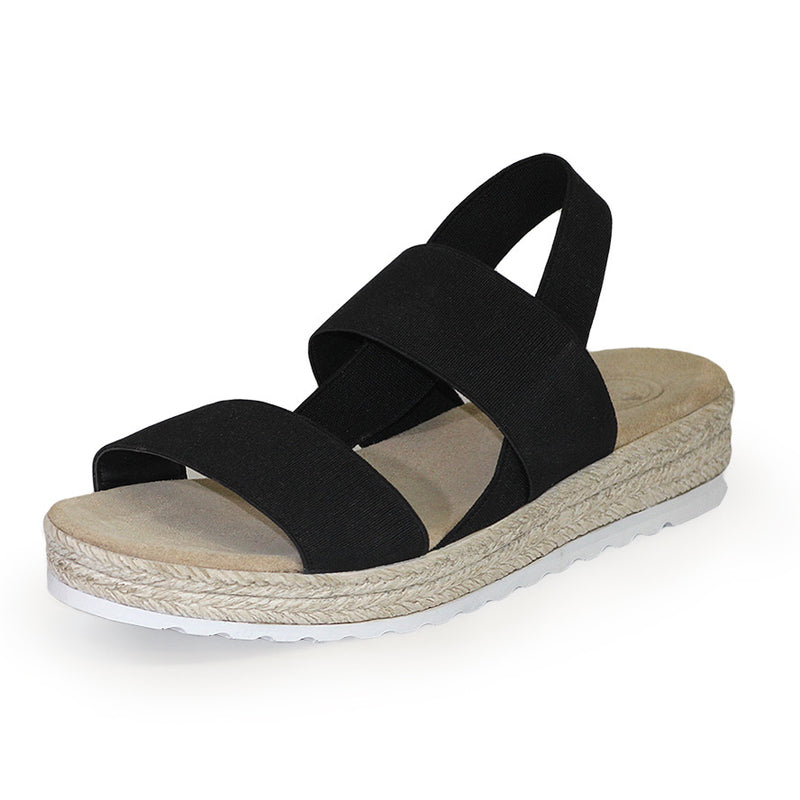 Ojai, sandal shoe, platform sandal shoes | Charleston Shoe Company