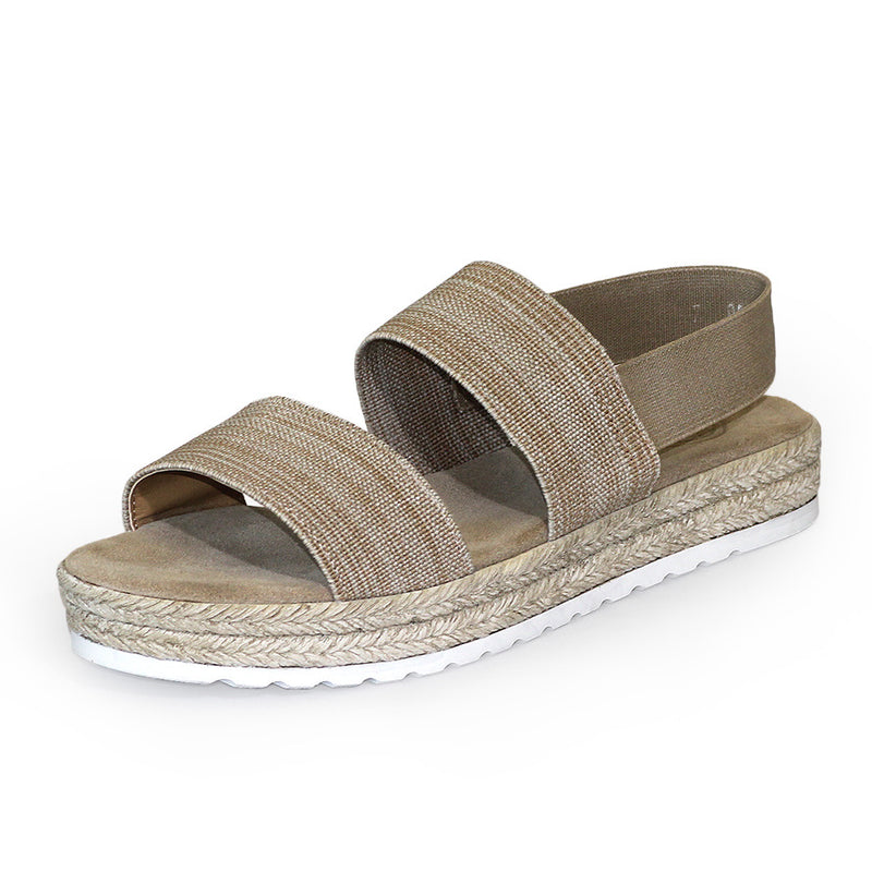 Ojai, platform wedge sandals | Charleston Shoe Company
