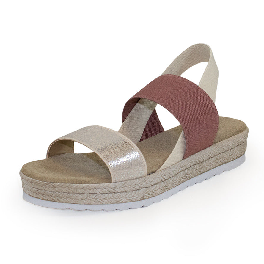 Ojai, platform wedge sandals, wedges shoes | Charleston Shoe Company