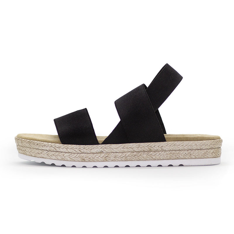 Ojai, black sandal, black sandals, sandal shoes | Charleston Shoe Company