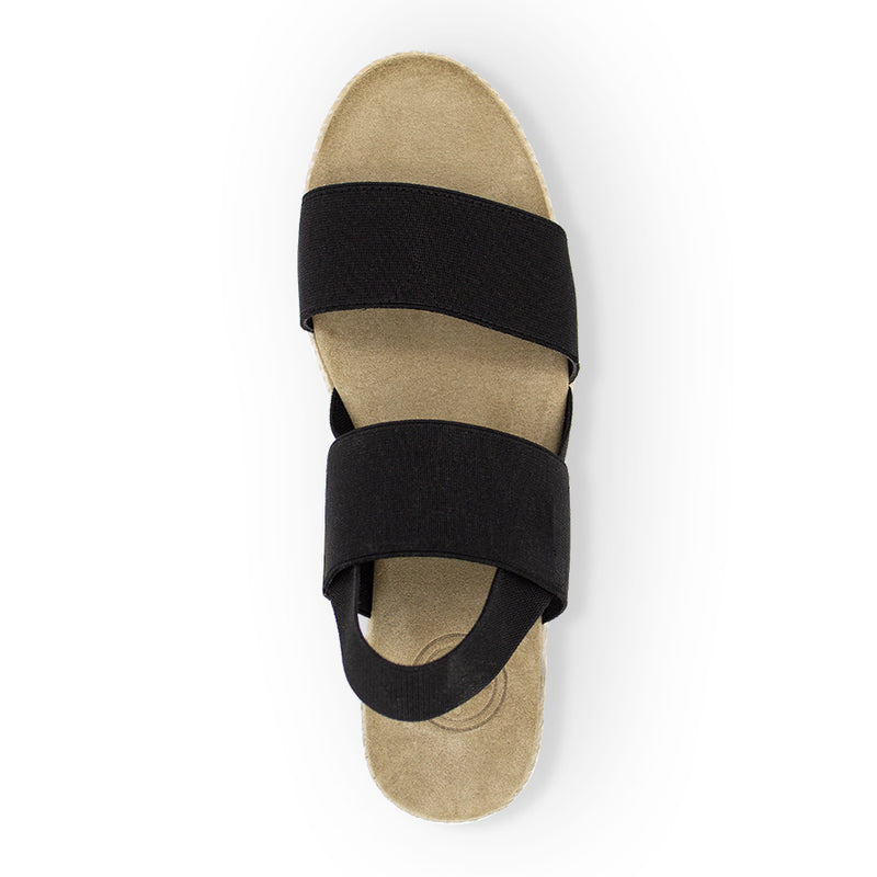black sandals | Charleston Shoe Company