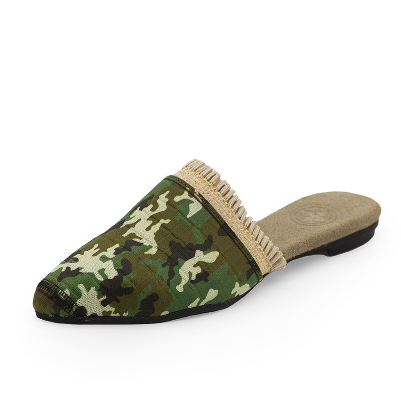 camo slippers, womens camo shoes | Charleston Shoe Company