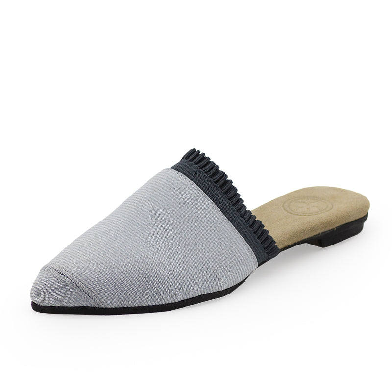 gray closed toe shoe | Charleston Shoe Company