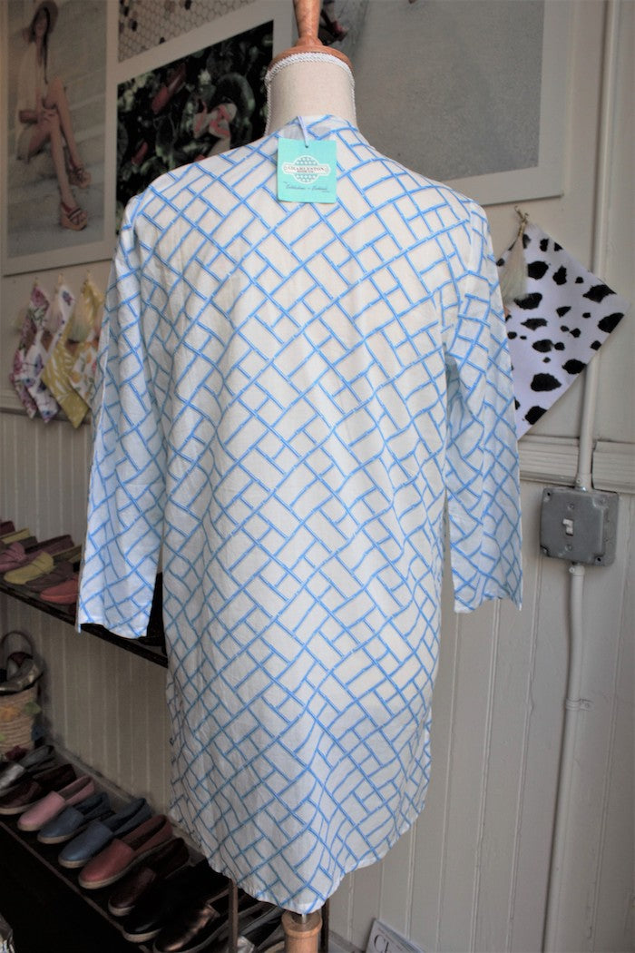 Bird Dog Bay Bamboo Tunic - Charleston Shoe Company