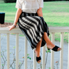 Boca, black heels, summer heels, slip on heels | Charleston Shoe Company