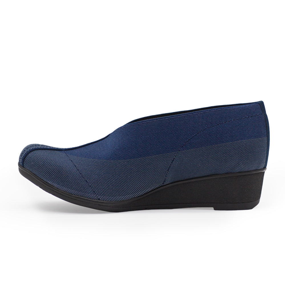 blue womens shoe | Charleston Shoe Company