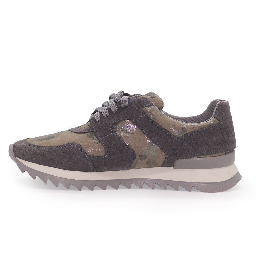 Chewie, camo sneaker, ladies tennis shoes | Charleston Shoe Company
