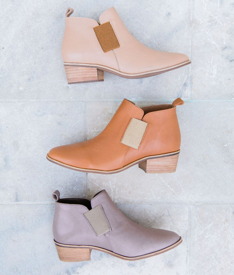 Middleton, ankle boots, ankle booties | Charleston Shoe Company