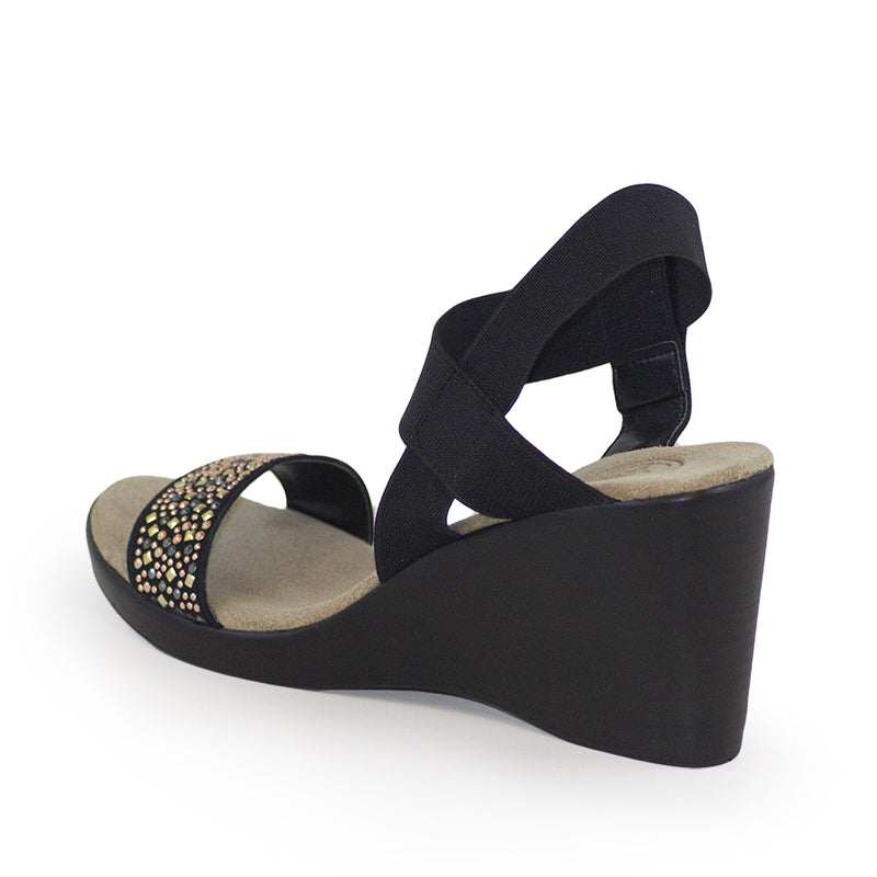Dewberry, wedge comfort shoes, dressy wedge shoes | Charleston Shoe Company