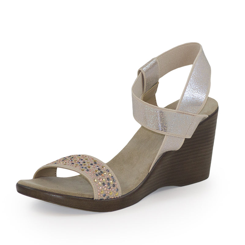 Dewberry, dressy wedges, wedges shoes | Charleston Shoe Company