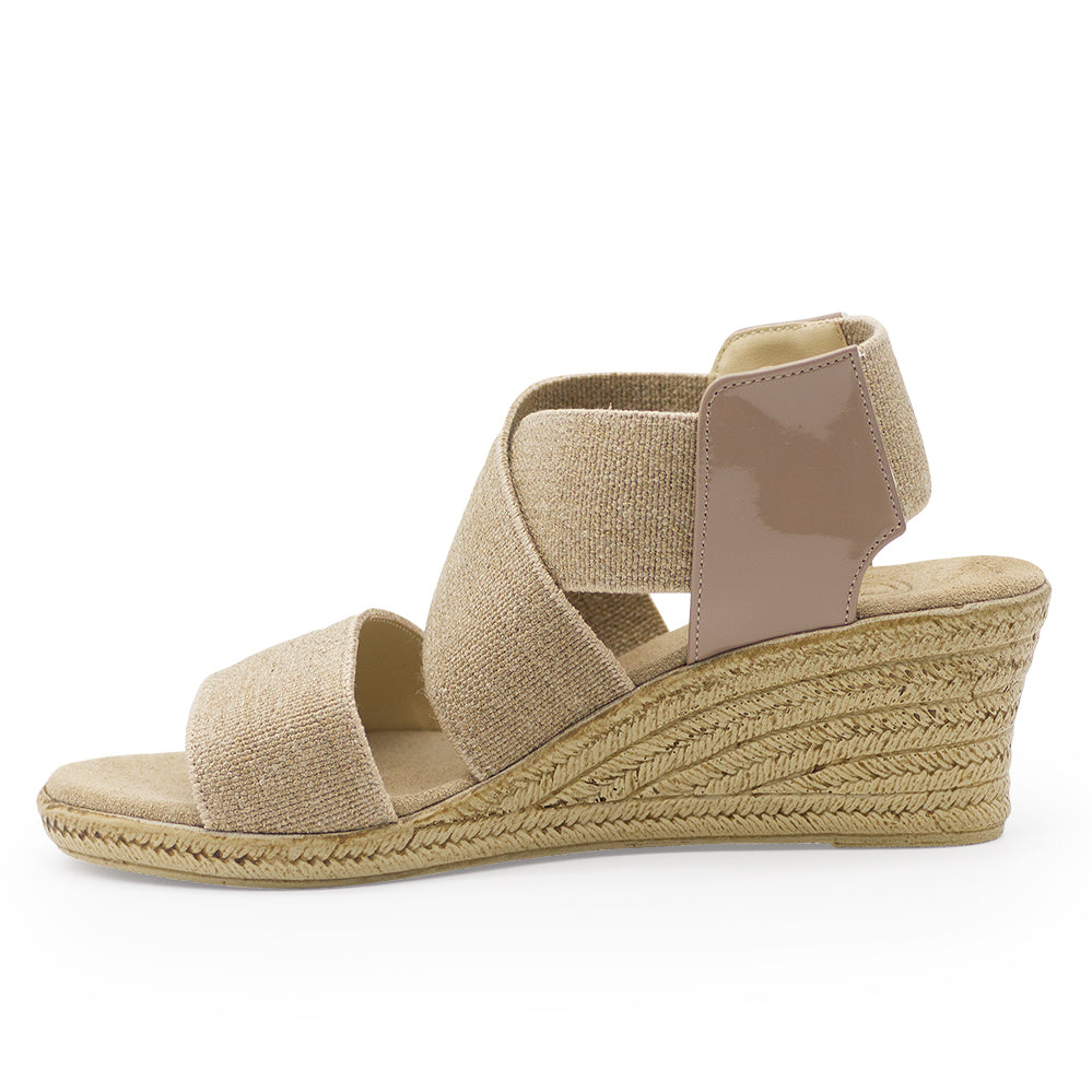 Highlands side view, wedges shoes | Charleston Shoe Company