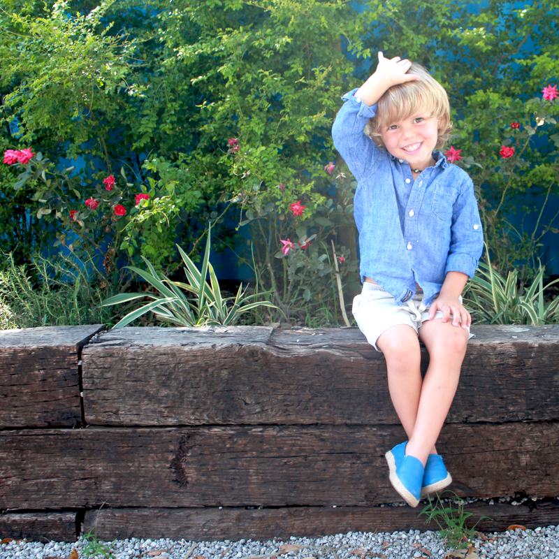 Kids Dunes - Charleston Shoe Company
