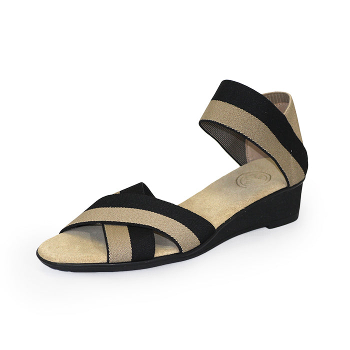 Lafayette Harrel, comfortable wedge heels | Charleston Shoe Company