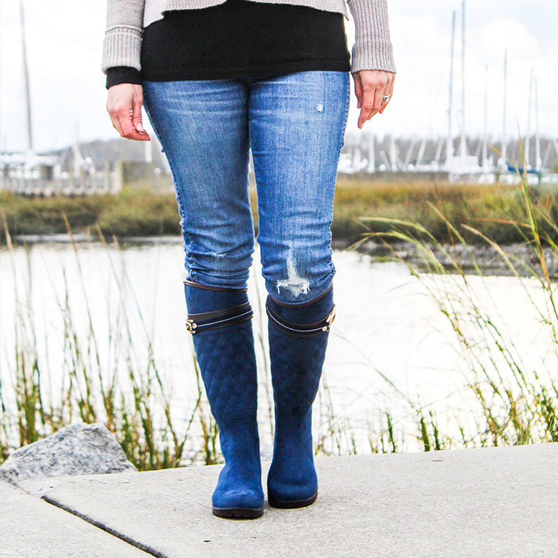 Mariana Rain Boot - Charleston Shoe Company
