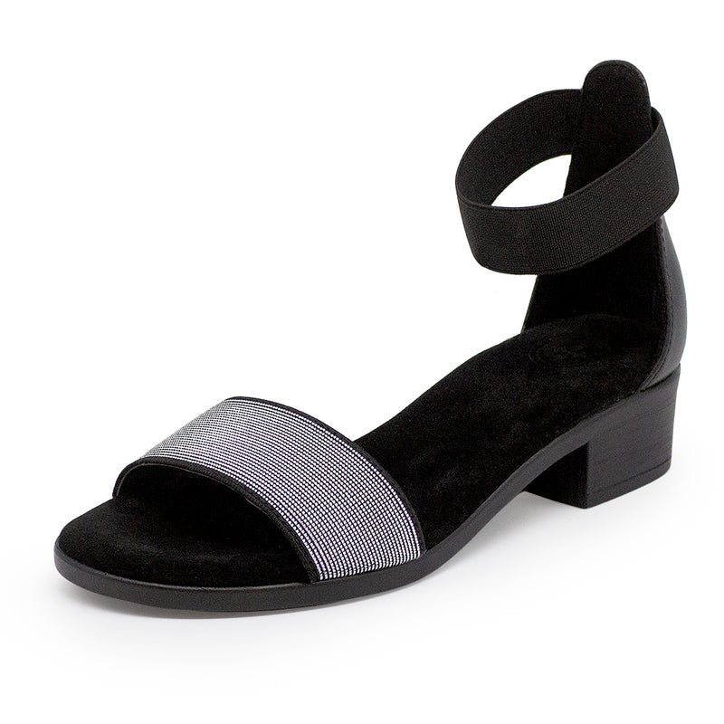 Marlin, black heels, womens black heels | Charleston Shoe Company