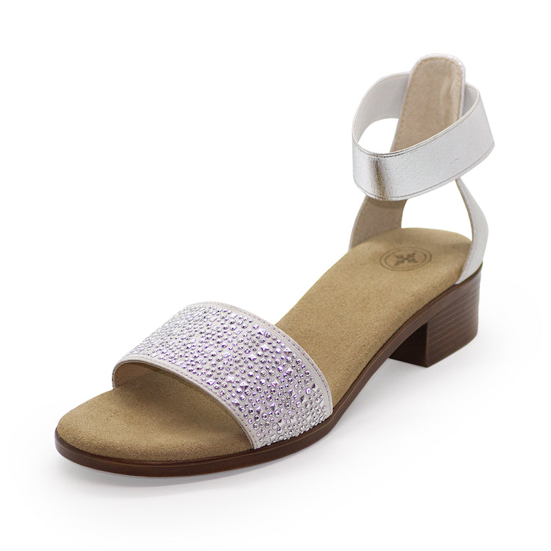 Marlin, womens heel, sparkly heel | Charleston Shoe Company